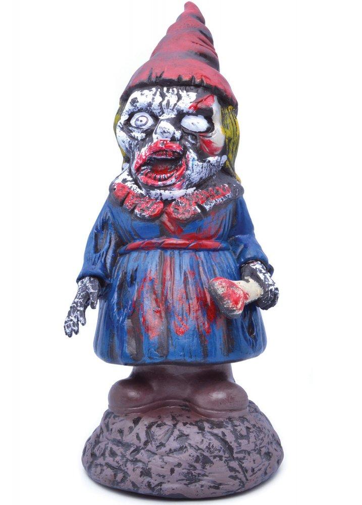 Female Gnome: Zombie Gnome Female